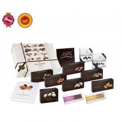 Boîte Assortiment Spécial Delicatessen de Touron, Chocolat et Confiserie