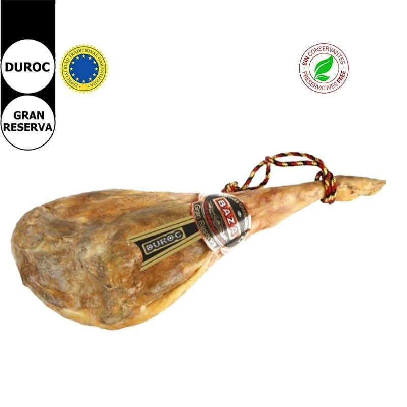 Jambon Duroc Gran Reserva de La Alpujarra - Sans conservateur
