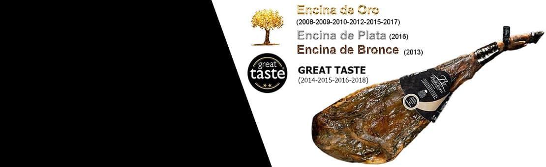 Le meilleur jambon pata negra avec AOP Los Pedroches